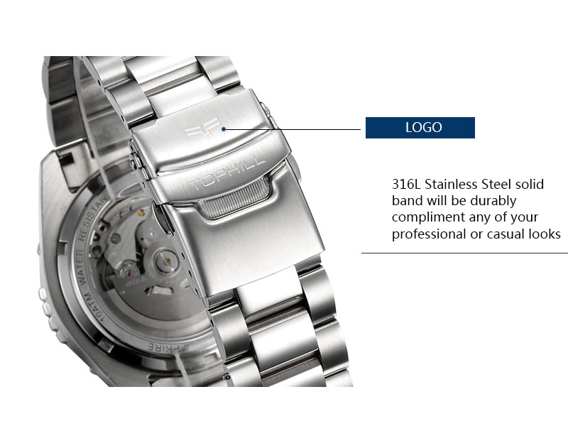 Super Time luxury automatic watch mechanism supplier for work-11