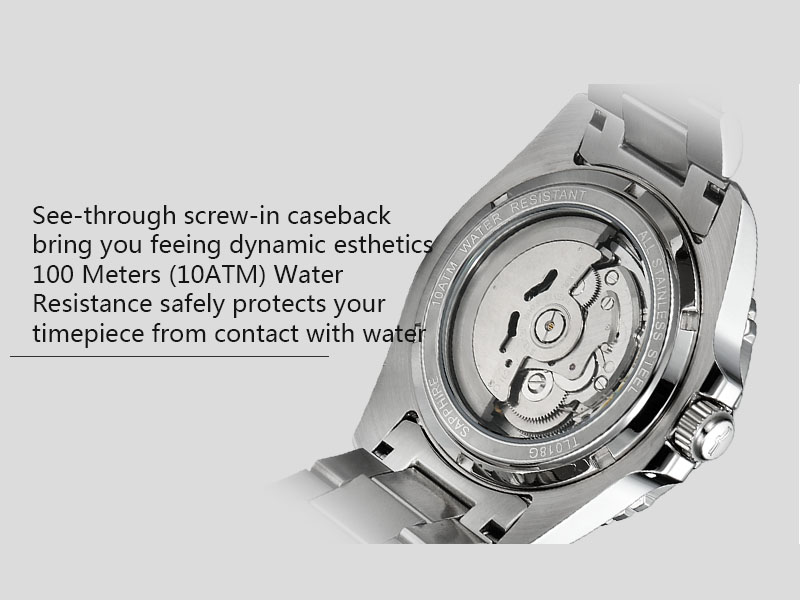 Super Time luxury automatic watch mechanism supplier for work-12