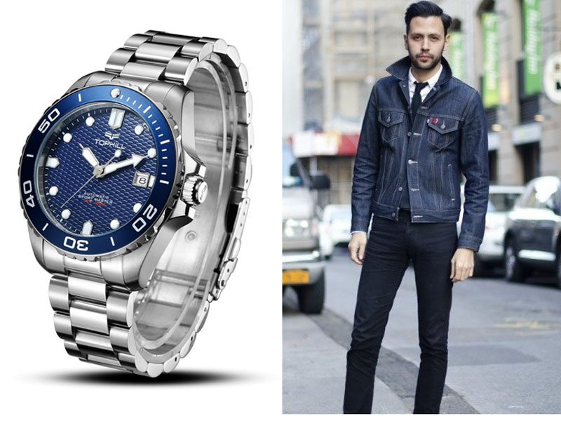 Super Time luxury automatic watch mechanism supplier for work-14