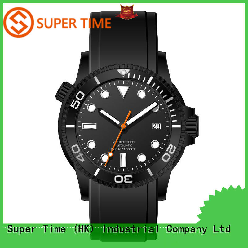 Super Time automatic affordable dive watches diver for sport