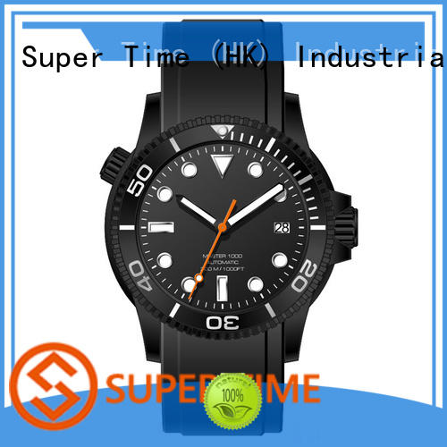 resistant automatic divers watch factory for swimming Super Time