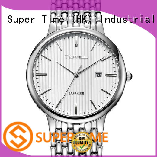 Super Time watch good watches for men supplier for date