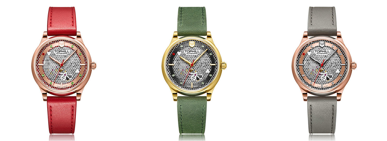 Super Time Custom mechanical automatic movement wholesale for business-2