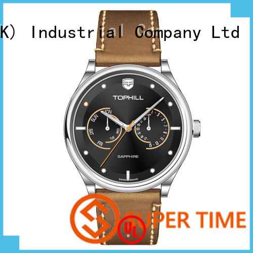 Super Time roman multifunction watches customized for adults