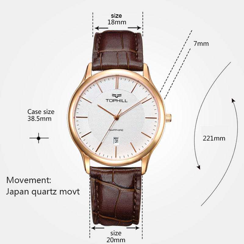 low price male watches oem supplier for formal-3