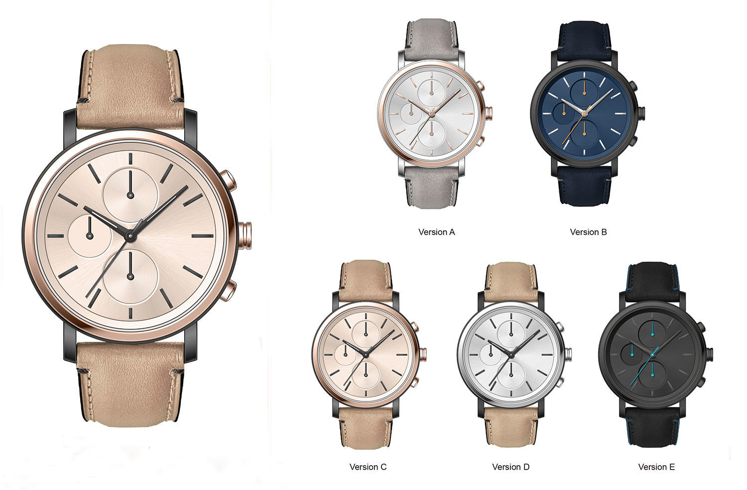 Super Time multifunctional luxury watch suppliers manufacturer for adults-2