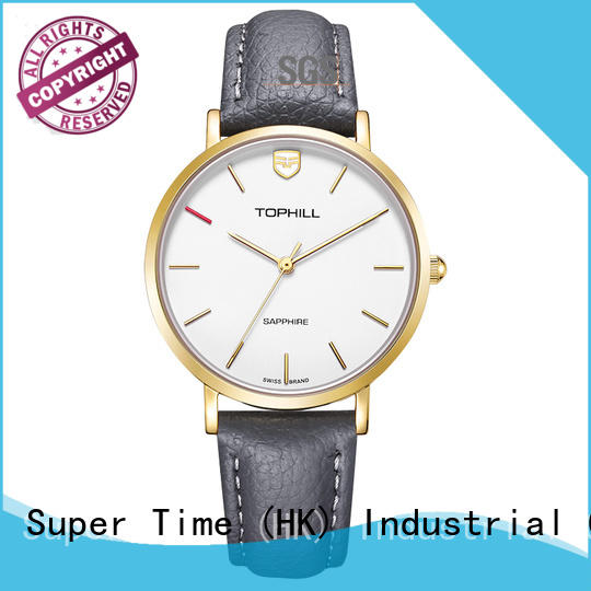 best ladies watches stainless for business Super Time