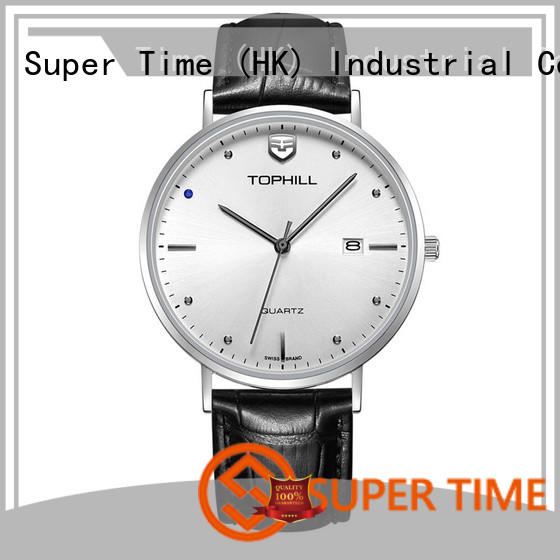 Wholesale waterproof cool watches for men phase Super Time Brand