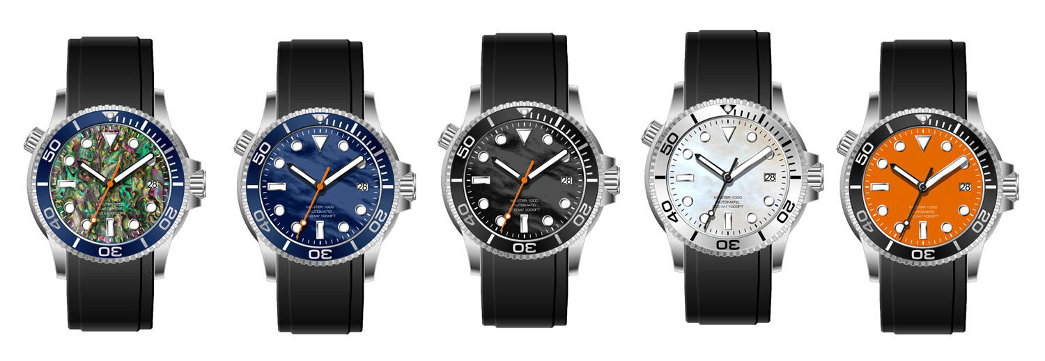 Super Time ODM best dive watches customized for diver-2