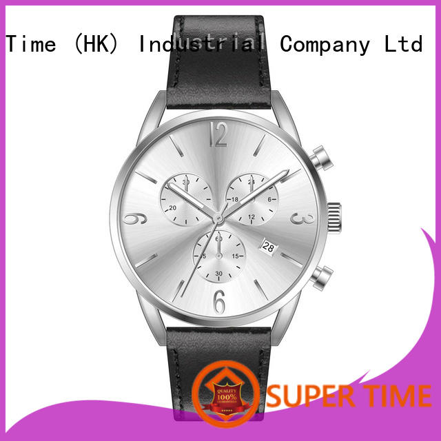 Super Time waterproof multifunction watches supplier for sport
