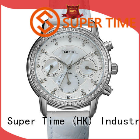 waterproof chronograph watches 5atm manufacturer for date
