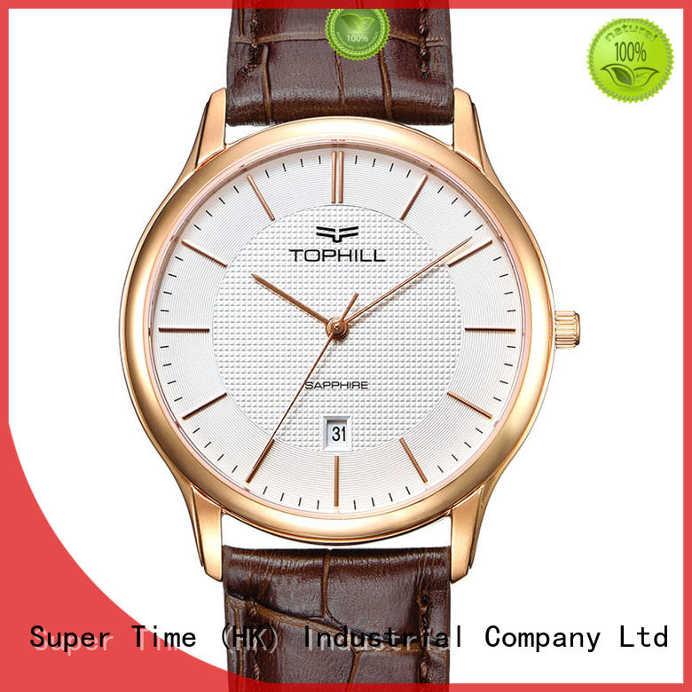 cool watches for men man numerals Super Time Brand stylish watches for men