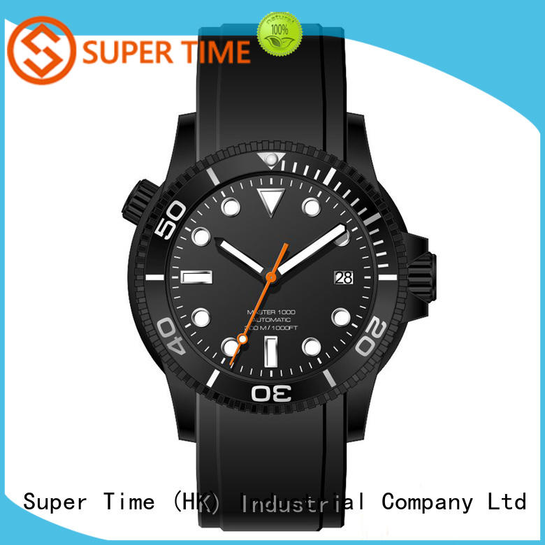 Super Time water small dive watches customized for sport
