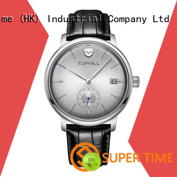 OEM casual watches for men hand factory for work