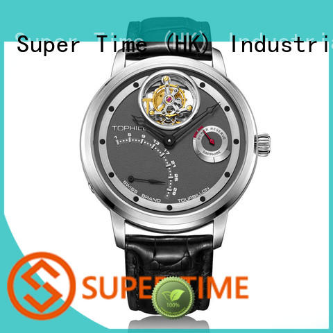 tourbillon pocket watch movement for business Super Time