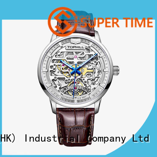 Famous Luxury Brand Skeleton Male Watch Luminous Mens Automatic Mechanical Watch