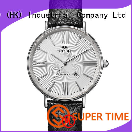 wrist female watches manufacturer for date