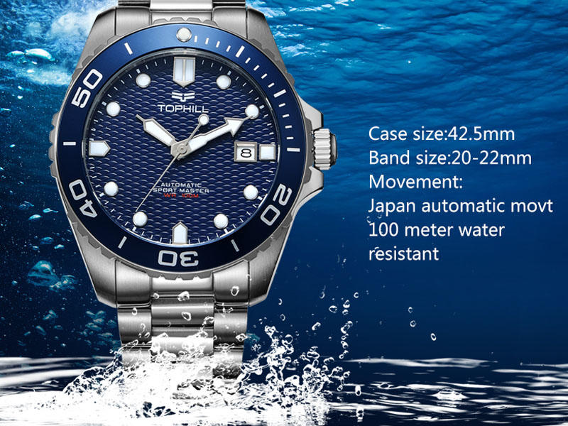 Super Time luxury automatic watch mechanism supplier for work-3