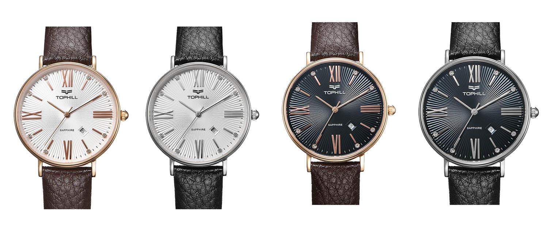 Super Time quart watch supplier modern for business-2